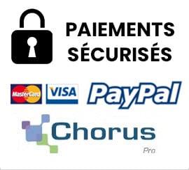 Paiements sécurisé